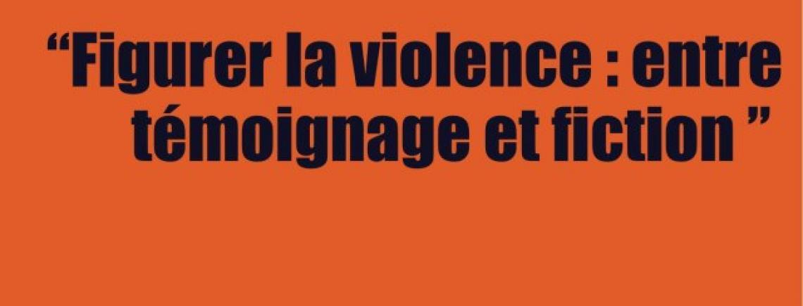 Figurer la violence