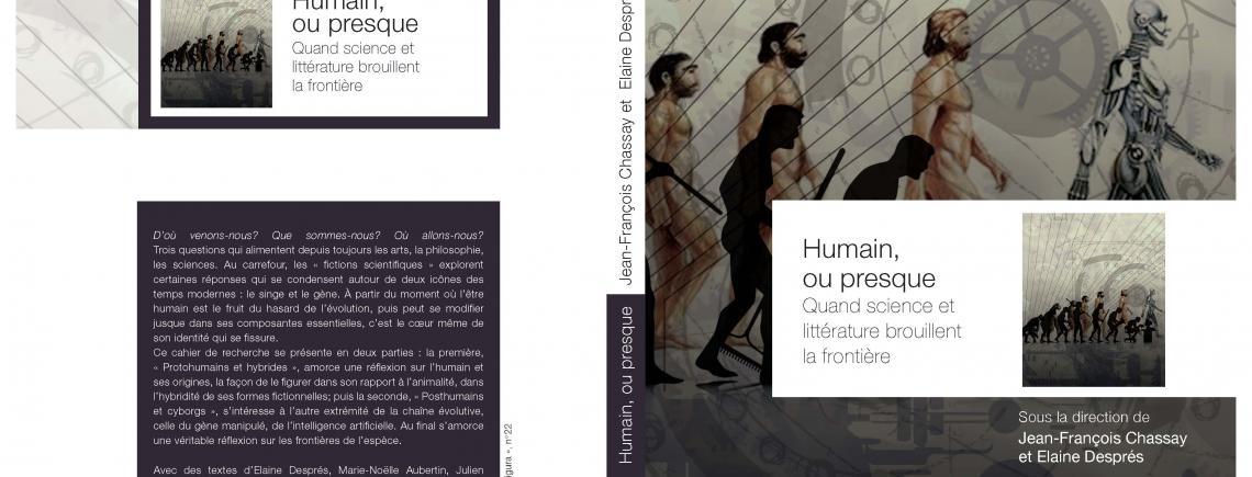 Couverture du numéro 22 des Cahiers Figura