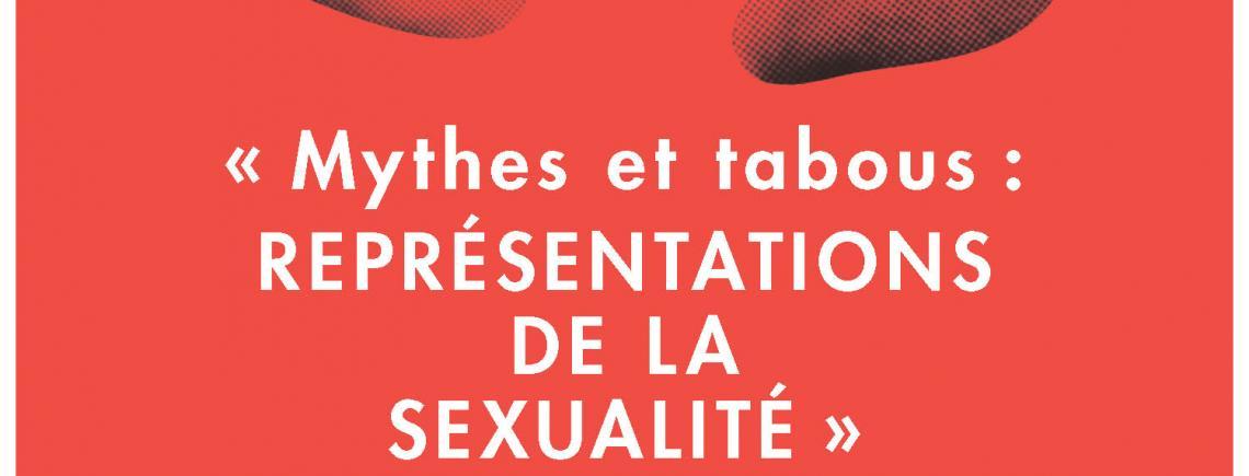 Affiche - « Mythes et tabous: représentations de la sexualité »